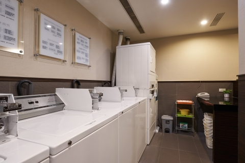 Laundry Room/ Waiting Area